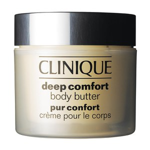 Clinique Deep Comfort Body Butter -vartalovoi, 200ml