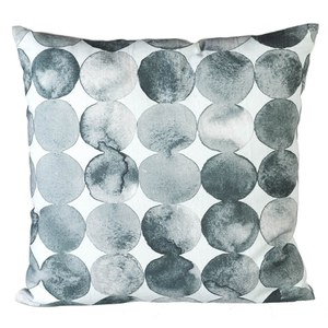 Parlane Spheres Cushion - White (450x450mm)