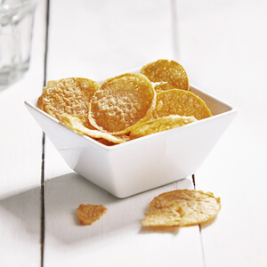 Exante 7er Box Barbecue Protein Chips