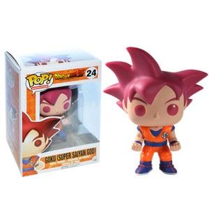 Dragonball Z Goku Super Saiyan God Exclusive Funko Pop! Vinyl