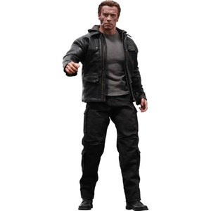 Figurine Terminator Genisys Movie Masterpiece 1/6 T-800 Guardian