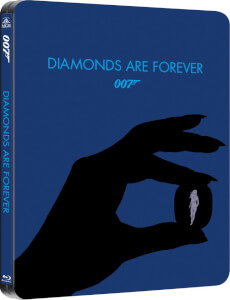 Diamonds Are Forever  - Zavvi UK Exclusive Limited Edition Steelbook