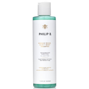 Champú  Nordic WoodHair and Body de Philip B (350 ml)