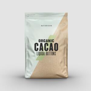 Biologisch Kakao Liquor Buttons