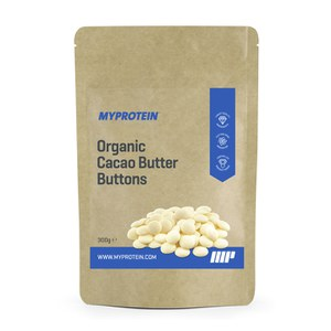 Organic Cacao Butter Buttons