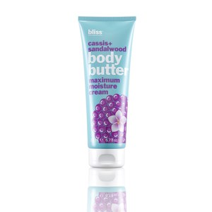 bliss Cassis+Sandalwood Body Butter Limited Edition (200ml)