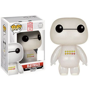 Disney Big Hero 6 Baymax Emoticon Chest SDCC Exclusive Pop! Vinyl Figure