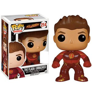 DC Comics Flash TV Series Unmasked SDCC Exclusive Pop! Vinyl Figure