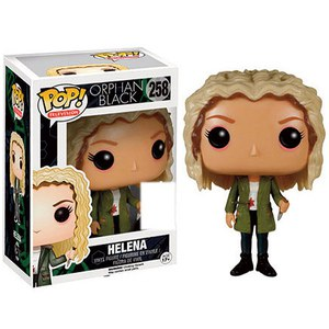 Orphan Black Helena Parka SDCC Exclusive Pop! Vinyl Figure