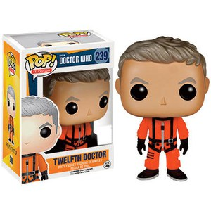 Doctor Who 12th Doctor in Space Suit Pop! Vinyl Figure