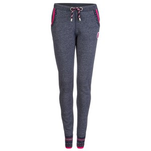 Superdry Women's Retro Knitted Trim Joggers - Eclipse Navy
