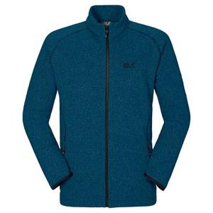 Jack Wolfskin Men's Caribou Altis Jacket - Moroccan Blue