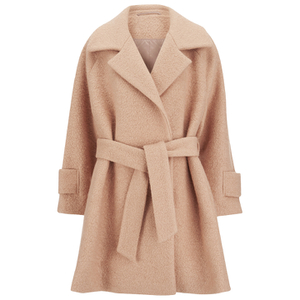 2NDDAY Women's Roxie Coat - Peach Nougat