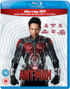 Ant-Man 3D (Inklusive 2D Version)