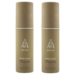 2 for 1 Alpha H Liquid Gold
