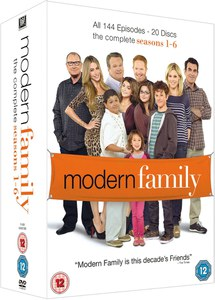 Modern Family - Seasons 1-6