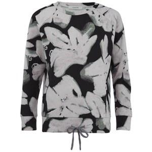 Munthe Women's Giga Neoprene Sweatshirt - Ivory