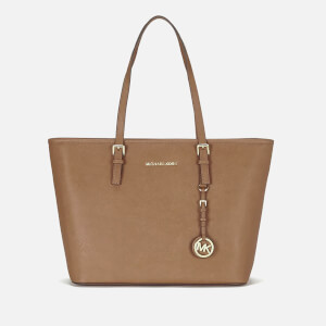 MICHAEL MICHAEL KORS Women's Jet Set Travel Tote - Luggage