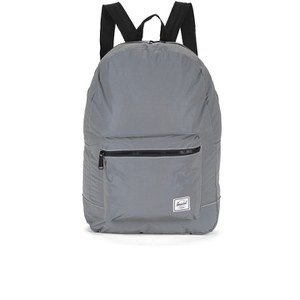 Herschel Supply Co. Day Night Packable Daypack Reflective Backpack - Silver  Reflective 998c2a977b32c