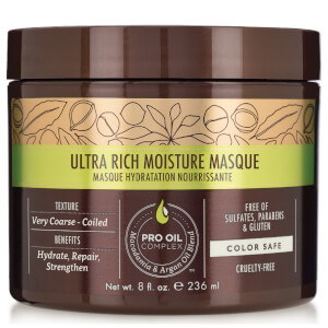 Macadamia Ultra Rich Moisture Masque (236 ml)