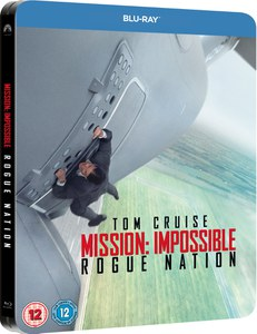 Mission Impossible: Rogue Nation - Zavvi Exclusive Limited Steelbook