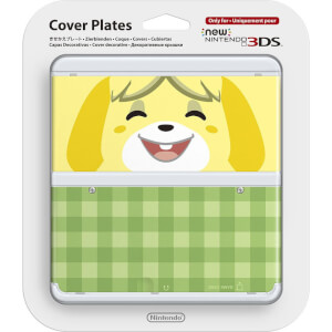 New Nintendo 3DS Cover Plate 06
