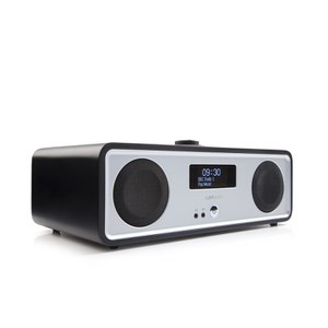 Ruark Audio R2 MKIII Tabletop Bluetooth and Wi-Fi Stereo - Soft Black