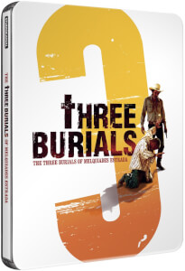Three Burials Of Melquiades Estrada - Zavvi UK Exclusive Limited Steelbook