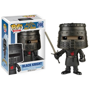 Monty Python and the Holy Grail Black Night Pop! Vinyl Figure