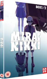 Mirai Nikki - Future Diary - Complete Collection 1