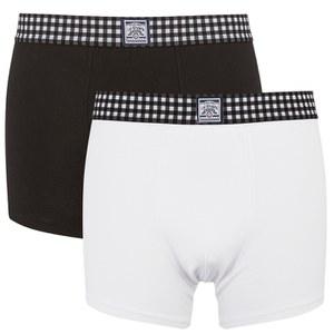 Lot de 2 Boxers Le Shark -Noir/Blanc