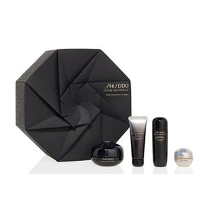 Shiseido Future Solution LX Eye and Lip Cream Holiday Kit