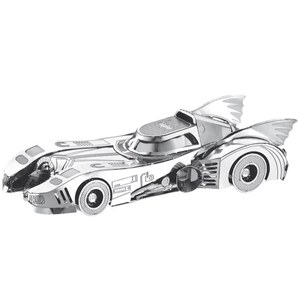 DC Universe Metal Model Kit 1989 Batmobile