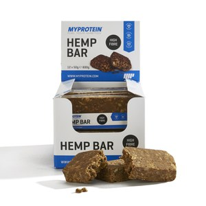 Hemp Protein Bar (Sample)