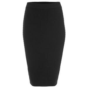 Ash Women's Join Skirt - Black