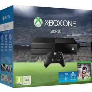 Xbox One 500GB Console - Includes FIFA 16