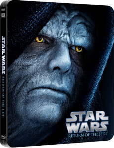 Star Wars Episode VI: Return of The Jedi - Limited Edition Steelbook (UK EDITION)