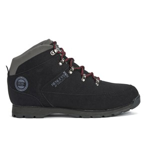 Henleys Men's Hiker Boots - Black