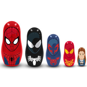 Marvel Spider-Man Nesting Dolls