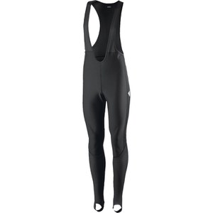 adidas Men's Adistar Belge Bib Shorts - Black