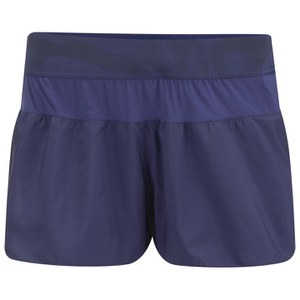 adidas Women's Adizero Split Running Shorts - Purple