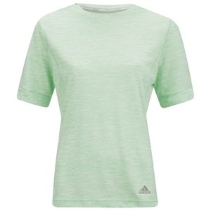 adidas Women's Supernova Short Sleeve Running T-Shirt - Green