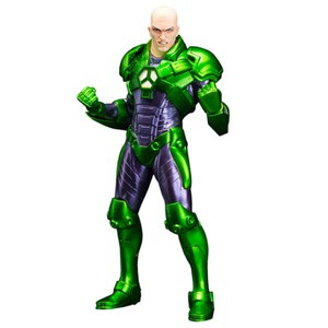 Kotobukiya DC Comics Superman Lex Luther ArtFX+ 1:10 Scale Statue