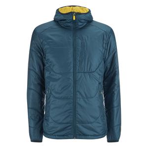 Merrell Hexcentric Hooded Puffer Jacket - Blue