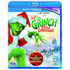 El Grinch (Copia UltraViolet incl.)