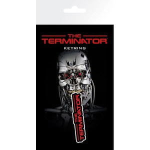 The Terminator Logo - Key Chain