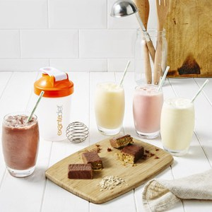Meal Replacement 4 Week Shakes & Bars 5:2 Fasting Pack