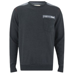 Smith & Jones Men's Smithlands Sweatshirt - Charcoal