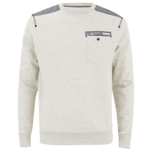 Smith & Jones Men's Smithlands Sweatshirt - Vaporous Grey