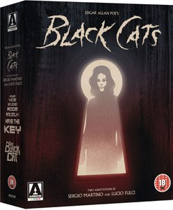 Edgar Allan Poe's Black Cats - Dual Format (Includes DVD)